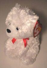 342efb84e84 NEW Ty Beanie Baby ICE BOX Polar Bear with Ribbon FREE SHIPPING