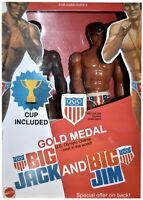"BIG JIM inedito ""Gold Medal Duo Olimpic Champ"" MOCKUP HandMade Custom ►NEW◄"