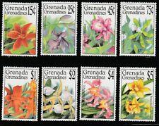 Grenada-G.   1994   Sc #1667-74   Orchids   MNH   (54210)