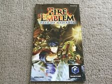 Fire Emblem: Path of Radiance (GameCube PAL) German Manual Only