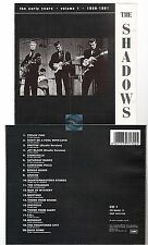 THE SHADOWS the early years volume 1 CD ALBUM pressing 1991