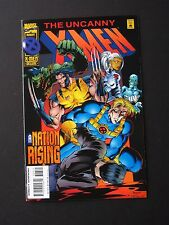 Uncanny X-Men  #323 Deluxe  NM-  1995 High Grade Marvel Comic