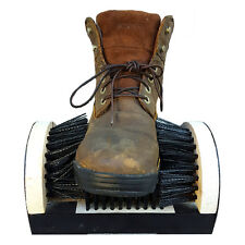 Boot & Shoe Cleaning Brush - Great for Snow & Mud