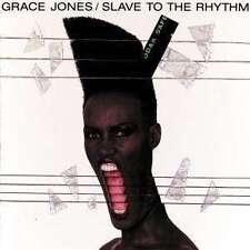 Slave To The Rhythm - Grace Jones CD ISLAND