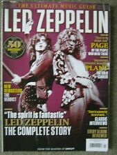Led Zeppelin Ultimate Music Guide by Uncut magazine Jimmy Page Robert Plant