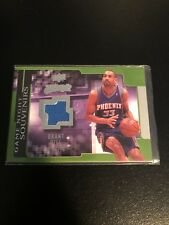 2008-09 UPPER DECK MVP GAME NIGHT SOUVENIRS GAME JERSEY GRANT HILL