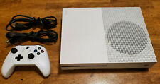 """XBox One S Console 500GB White """"Model 1681"""" 