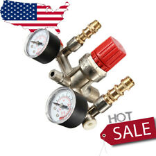 Heavy Duty 125 Psi 230v 16a Air Compressor Pressure Control Switch Gauges Us Fda