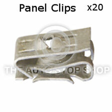 Panel Clip Embellecedor VW Serie incluyendo citigolf / EOS / GOLF etc Paquete 20