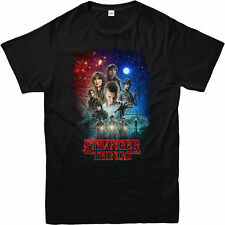 Stranger Things T-Shirt, Characters Poster T-Shirt, Inspired Design Top