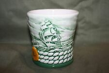 CUTTY SARK WHISKEY CERAMIC CUP OR MUG WITH WAX SEAL MADE IN 1998
