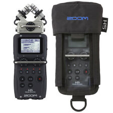 Zoom H5 Handy Recorder with ZPCH5 PCH-5 Protective Case for H5
