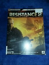 Resistance 2  Signature Series  Strategy Guide Book **Paperback** (PS3)