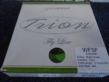 PFLUEGER TRION WF 5 FLOATING FLY LINE