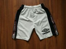 UMBRO FOOTBALL SHORTS 90s VINTAGE PRO TRAINING SIZE S