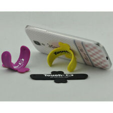 SILICONE IN STAND SUPPORTO ONE TOUCH PER IPHONE 4 4S 5 5S SAMSUNG GALAXY S4 S5 n