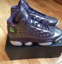Nike Air Jordan 13 Retro Premium SC GS Chaussures MAUVE UK3.5/US4.5Y AA1236 520
