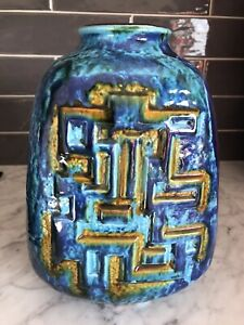 West German Carstens Vase