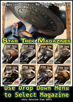 Eaglemoss Star Trek The Official Collection Magazine Only (No Models Supplied)