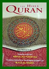 Islamic Holy Quran Book By: English Translation by Abdullah Yusuf Ali ( New )