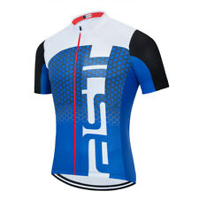 Men's Cycling Jersey Clothing Bicycle Sportswear Short Sleeve Bike Shirt Top J29