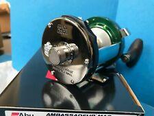 ABU GARCIA 6500C3 CT MAG AMBASSADEUR GREEN and GUN METAL CHROME GREY NEW IN BOX!