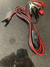 Atv Sprayer Spinner 12 Volt Cable New