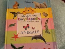 DISNEY BOOK GROUP - My Very First Encylopedia with Winnie the Pooh and Friends: