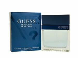 Guess Seductive Homme Blue for Men 100ml free shipping US