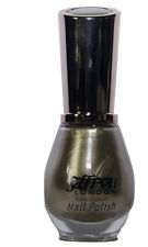 Shimmer WHITE GOLD Metallic Nail Polish / Varnish Saffron London 50 Frosted Gold