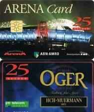 Arenakaart A001-02 25 gulden: Arena bij Nacht