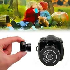 HD 1080p Mini Spy Camera Night Vision DVR Camera Hidden Covert Motion Detection
