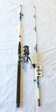Nite Stick Spinning Catfish Combo 10' 2pc/ 9 BB Bait Runner Reel