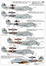 Xtradecal 1/48 Gloster Meteor F.4 and Gloster Meteor T.7 # 48046