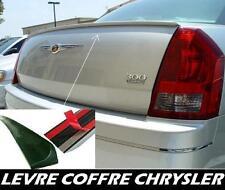 CHRYSLER 300C 300 2004-2010 CRD V6 V8 LAME COFFRE LEVRE SPOILER BECQUET AILERON