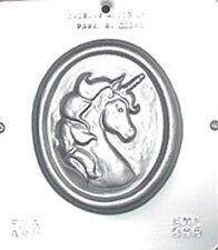 Unicorn Plaque Chocolate Candy Mold 588 NEW