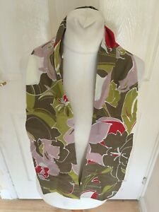 Lovely Katherine Holland Lime Green  Wrap Scarf Shawl Head Scarf
