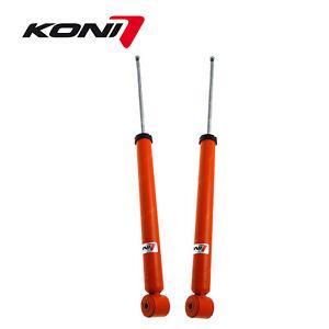 2 x Rear KONI STR.T Shock Absorbers for Mazda 3 Mazda 5 Premacy 5 All 05-16