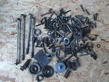 Suzuki DR 650 SP43 Restteile Schrauben Motor remaining parts screw engine