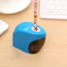 Electric Pencil Sharpener Automatic Touch Switch School Office Home Classroom