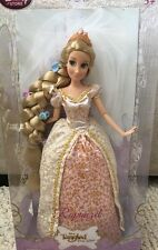 Disney Store Rapunzel Tangled Ever After Wedding Doll Barbie NIB