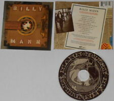 Billy Mann  Billy Mann  U.S promo cd Gold DJ Stamp