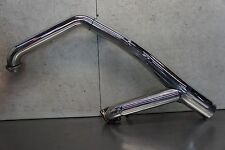 G  YAMAHA V  STAR  XVS 950 A 2011 OEM  EXHAUST MUFFLER PIPES (ONLY THE HEADERS)