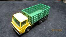 Matchbox Series No. 4 Dodge Stake Truck