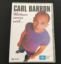 Carl Barron (Whatever Comes Next)*Good Condition*