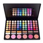 Coastal Scents 78 Eye Shadow Blush Palette Makeup Cosmetic Set, New