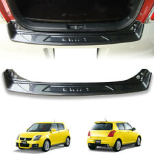 CARBON KEVLAR PROTECTOR GUARD REAR BUMPER FIT FOR SUZUKI SWIFT 2004-2011