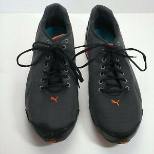 """Puma Running """"Eco Ortholite"""" Sport Lifestyle Archtec Shoes Size 13 Black/Orange"""