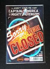 Captain America Marvel Modern Age Comics (1992-Now)