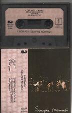 NOMADI MC7  Made in Italy SEMPRE NOMADI musicassetta originale MC 1981